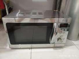 Microwave advance