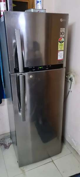 LG Brand New Refrigerator only 3 years old 470 liters