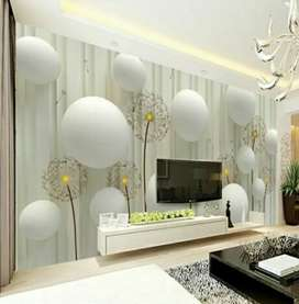 3D and Imported Wallpapers in reasonable prices