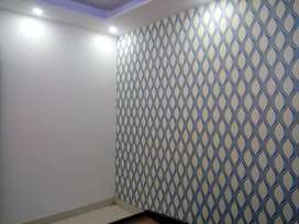 40 sq yard front side open north facing property in west delhi