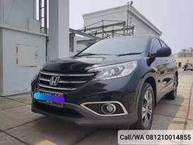 TDP Hanya Rp 25 juta.Honda CRV 2.4 Prestige Istimewa 2014