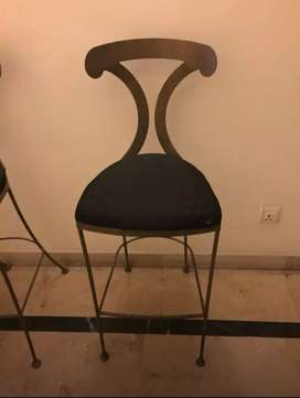 Bar chairs | high chairs | Imported from USA | Set of 6