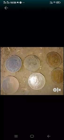 Rajwade coin 1857