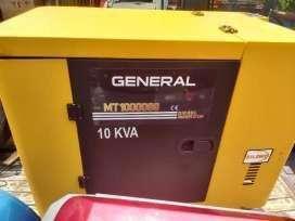 Dijual Kredit Genset General 10 Kva