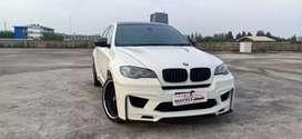 BMW X6 3.5 Xdrive Cbu 2013 NIK 2012  White on black 25rb km Record
