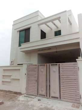 5 MARLA DOUBLE STOREY BRAND NEW HOUSE ON 3 YEARS INSTALMENT