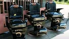 Kursi Salon Barbershop barber Pangkas