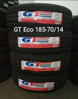 GT radial Champiro ECO185/70 r14 harga murah Ottoban harapan indah