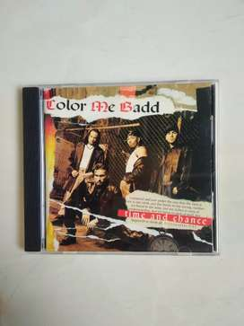 CD Color Me Badd - Time And Chance