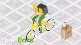 Earn upto 15000 by food delivery job in entire Udaipur