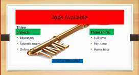 Urgent staff required in lahore