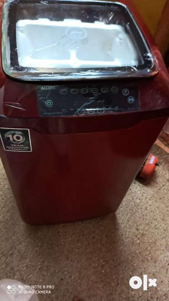 Brand new godrej fully automatic washing machine.