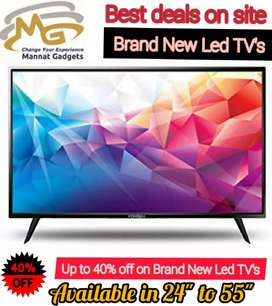 50 inch smart LED TV (2 HDMI ports, 4k ultra HD Support)