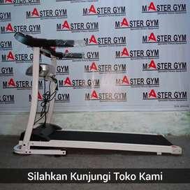 Treadmill Elektrik Fitnes MG/A126 - Alat Olahraga - Kunjungi Toko Kami