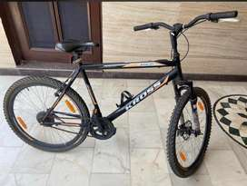 Rarely used KROSS bicycle for sale in panchkula