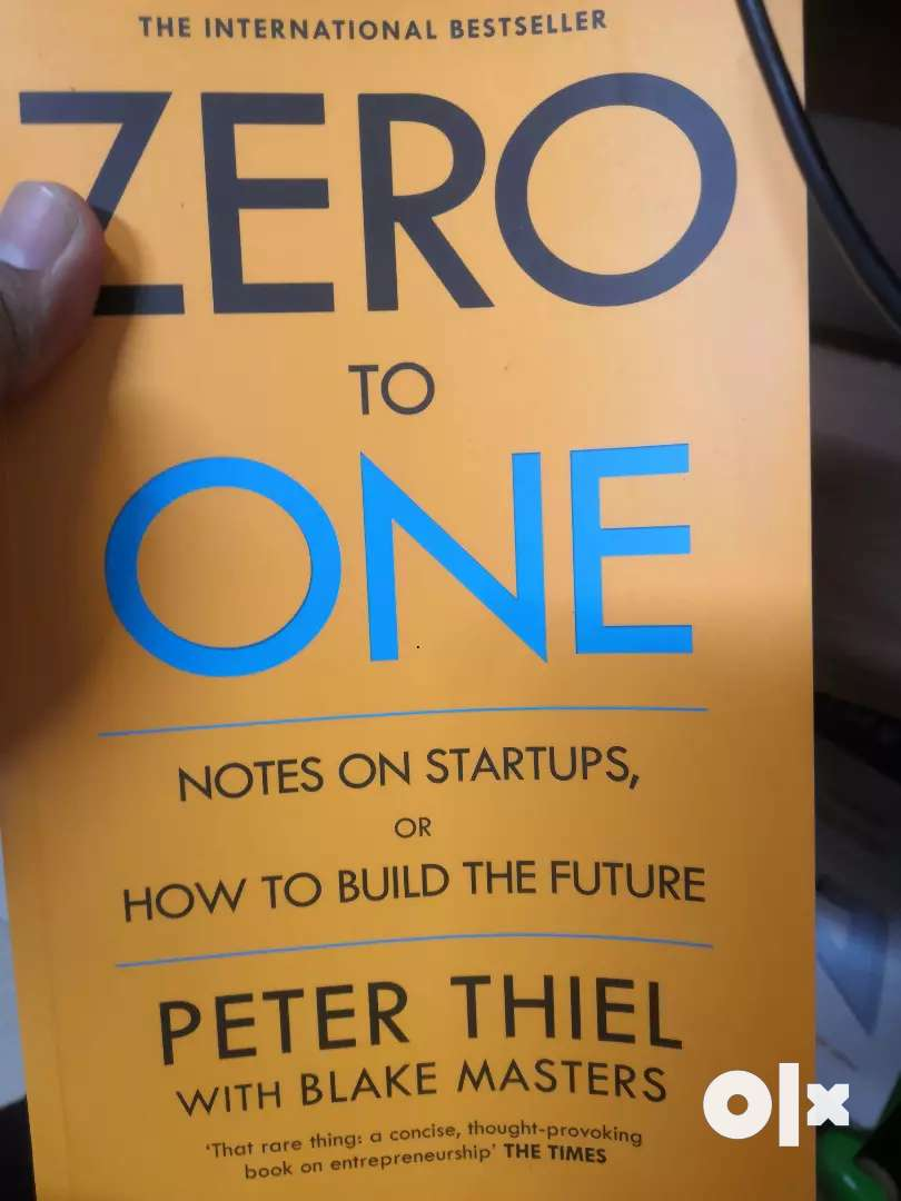 Zero to One by Peter Thiel 0