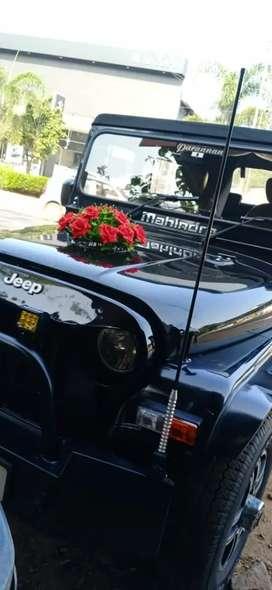 Mahindra Thar 2015 Diesel 83000 Km Driven