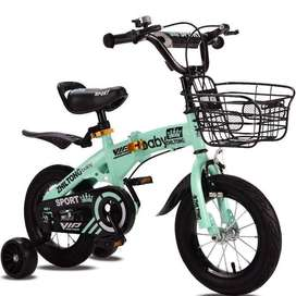 Sepeda lipat Anak 18 inch