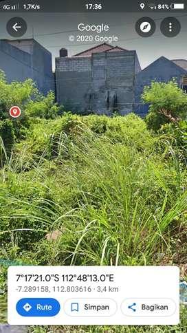 Tanah siap bangun lokasi strategis aman bebas banjir