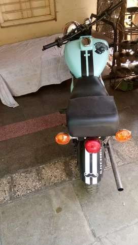 I want to sell my modify bike