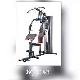 Home Gym 1 Sisi // Soupezz TK 08M21