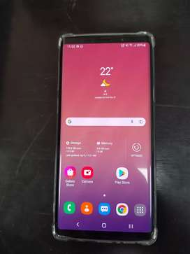Note 9 Duos 8/512 PTA approved
