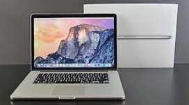 MacBook Pro model (2015) 15inch