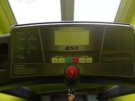 BSA MOTORIZED TREADMILL