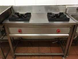 Restaurant SS kitchen equipments (4 months old)