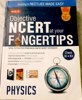 NCERT mtg fingertips#OBJECTIVE of PHYSICS, BIOLOGY for NEET,JEE MAINS