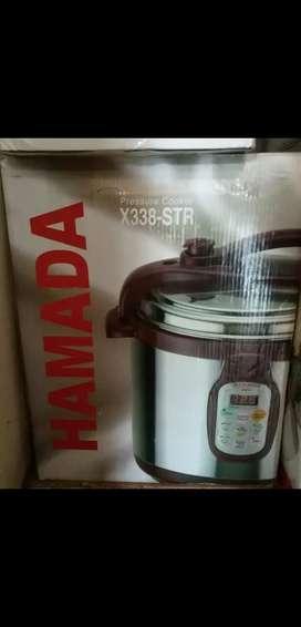 Pressure Cooker HAMADA X339-STR