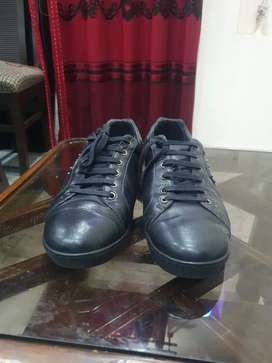 Dolce and Gabbana Plaque Low All Black Size 10 (42-43)