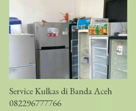 Service AC - Kulkas - Mesin cuci Panggilan
