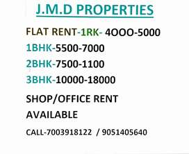 ALL TYPE FLAT/HOUSE RENT AVAILABLE