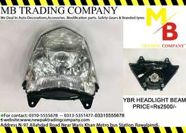 BEAM HEADLIGHT FOR YBR