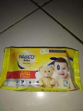 Jual Tissue Basah Paseo Baby