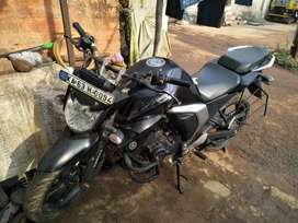Well maintained bike is for sale