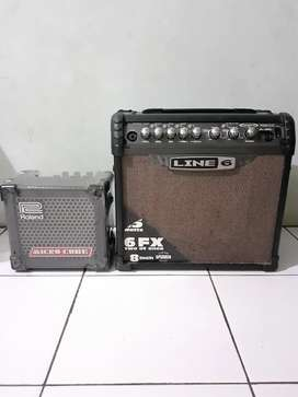 Gitar amplifier