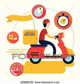 Grab a chance to earn 18000 in Bareilly by doing food delivery job