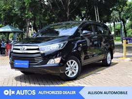[OLX Autos] Toyota Kijang Innova 2018 G 2.0  A/T Bensin Hitam #Allison