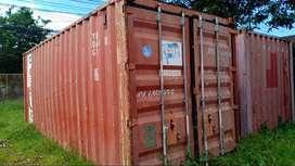 Container Depo Balikpapan Kontainer Bekas 20 Feet Dry