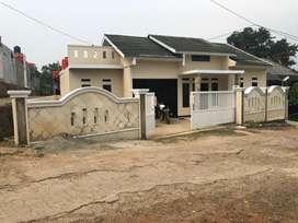 Jual Rumah Kampung Duren Baru kec Susukan Bogor dekat stasiun citayam