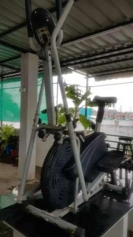 Aerofit orbitrac bike