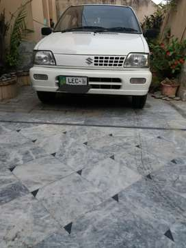 Brand new Mehran VXR for sale only 20000 driven