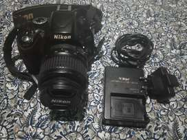 JUAL KAMERA DSLR NIKON D5100 SECOND