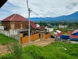 JUAL Kavling BEST VIEW Gng Salak dan Pangrango Exit Tol Cringin Bocimi