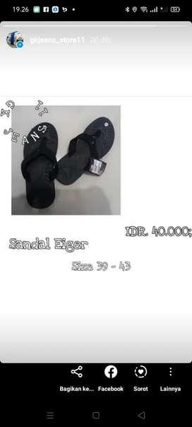 Sandal murah meriah