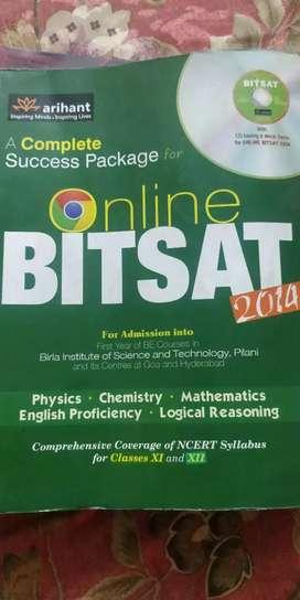 Arihant online BITSAT success package book