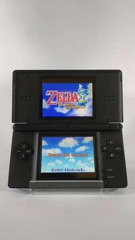 Nintendo DS NDS Lite Black