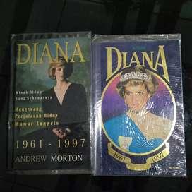 Jual Satuan Koleksi Pribadi rare collection books of Lady Diana